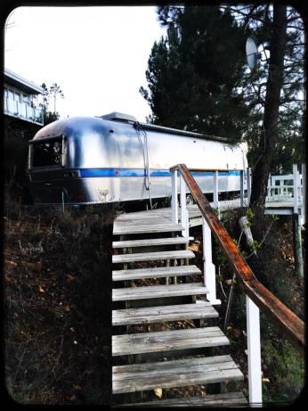 airstream trailer stairs