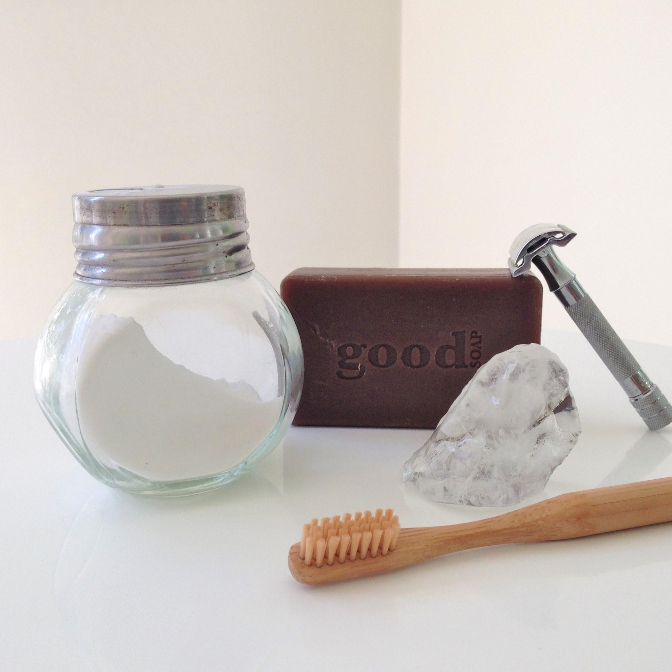 Bea's bathroom essentials