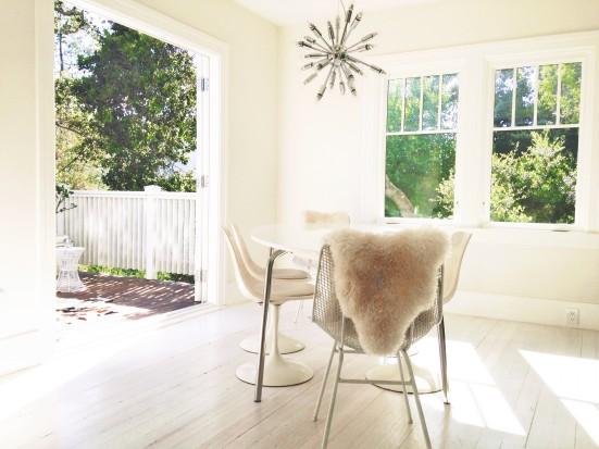 Bea's minimalist home